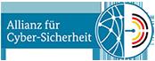 Logo unseres Partnerunternehmens Allianz für Cyber-Sicherheit