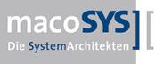 Logo unseres Partnerunternehmens macoSYS