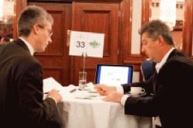 Blue Frost Security diskutiert mit CIOs und CTOs in Amsterdam