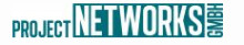 Logo Project Networks GmbH